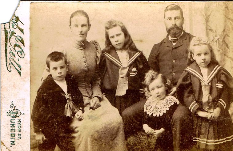 Duncan Campbell family