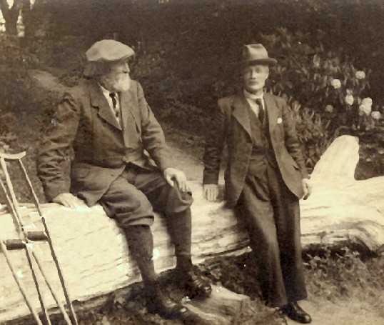 George henry caton Haigh and Alfred Blount
